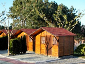 bungalows sanxenxo